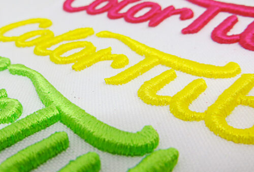 3D-embroidery